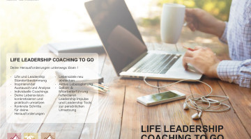 Life Leadership coaching togo Flyer Kopie